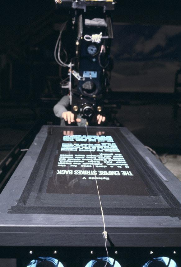 Empire Strikes Back Photos sur des tournages de films  photo histoire featured cinema 2 art
