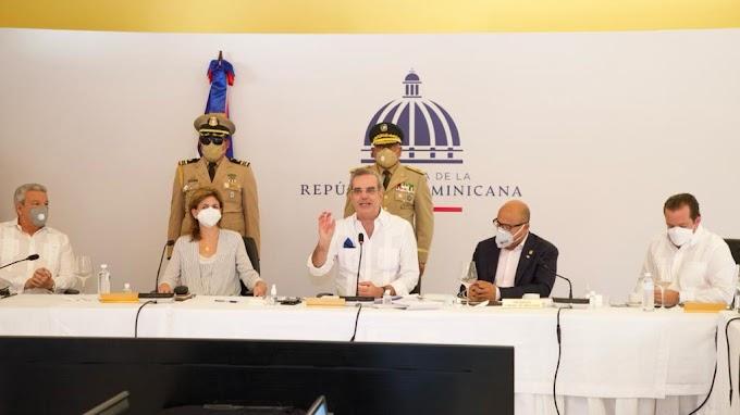 ABINADER DECLARA A SJM EN ESTADO DE EMERGENCIA Y DISPONE AMBICIOSO PROGRAMA DE DESARROLLO INTEGRAL CON INVERSIÓN DE MÁS DE RD$4 MIL MILLONES