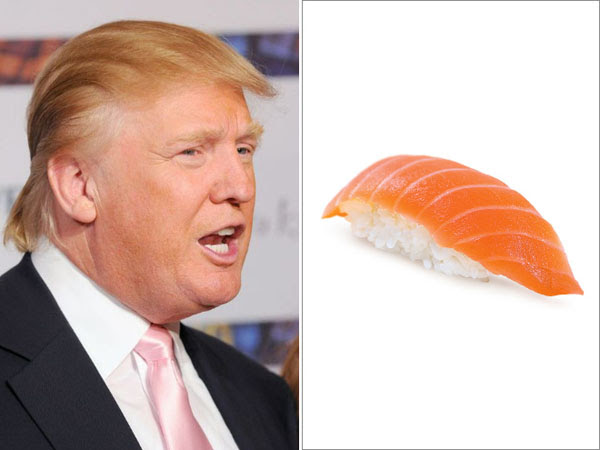 Image result for things that look like donald trump