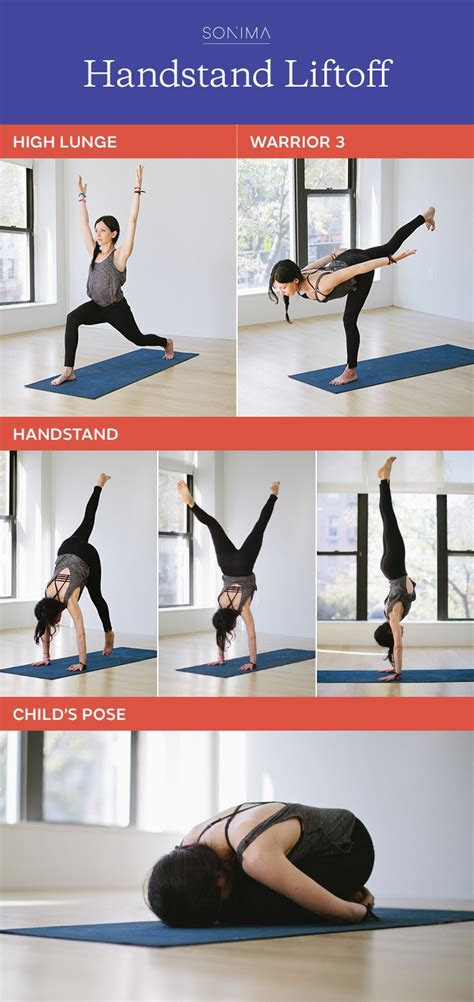 sequence  learn    handstand sonima