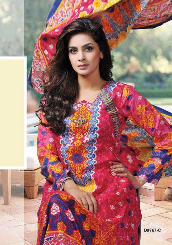 Dawood-Textile-Classic-Lawn-Collection-2013-New-Latest-Fashionable-Clothes-Dresses-10