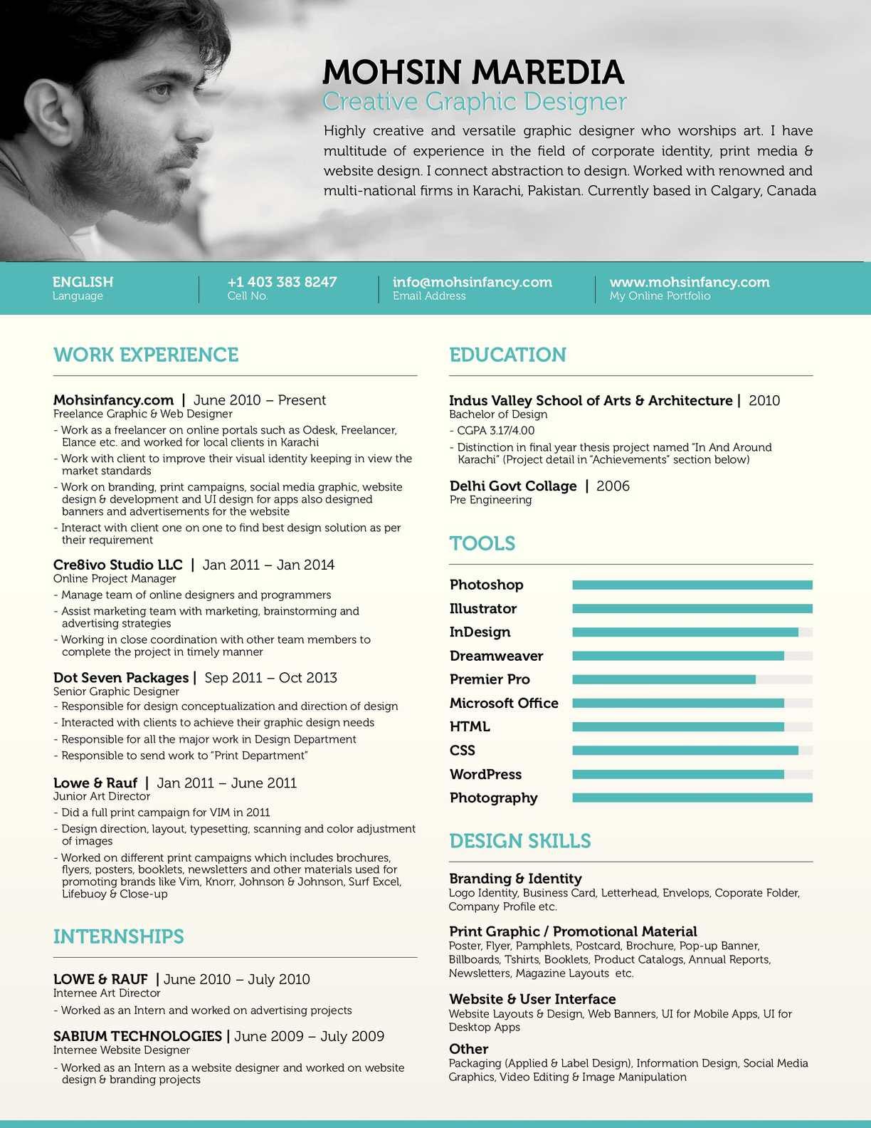 contoh resume online
