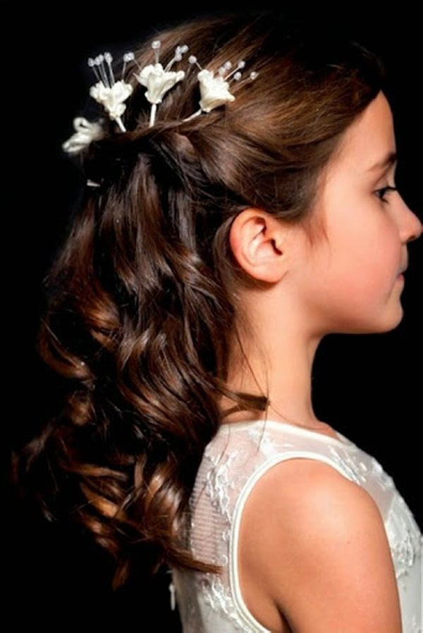 Simple Hairstyles For Birthday Party Simple Hair Style