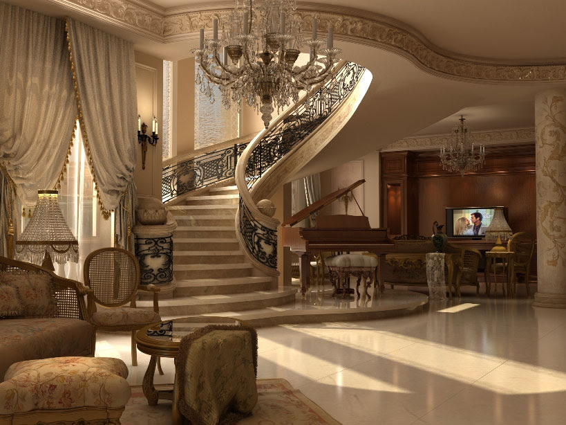 17+ Villa Interior Designs