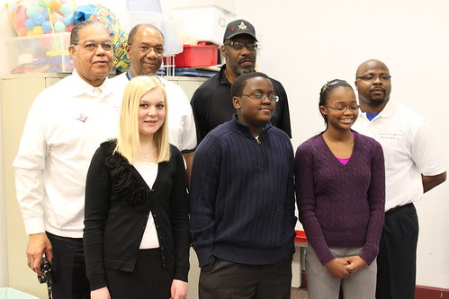 Black History Month Winners and Essay Contest Sponsors