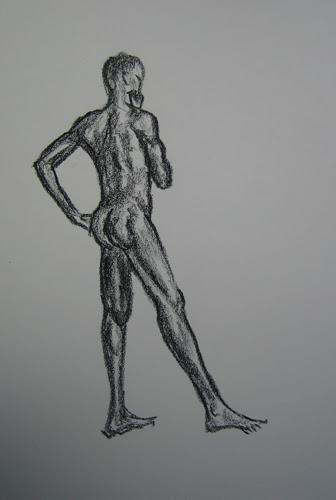 Matthew Felix Sun's Live Drawing _ 1995