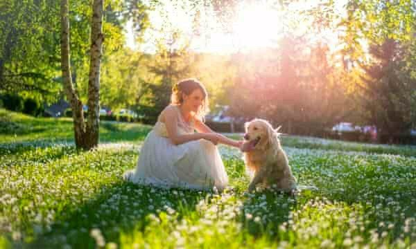 Recent Updated Pictures Of The Woman Who Married A Dog