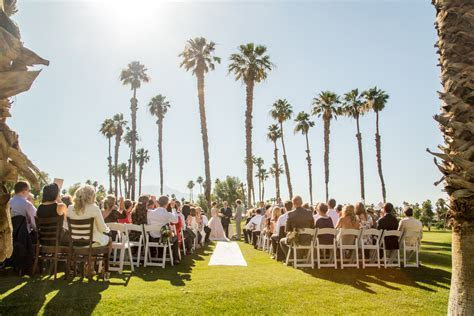 Palm Springs Wedding Venues at Palm Valley Country Club   CCR