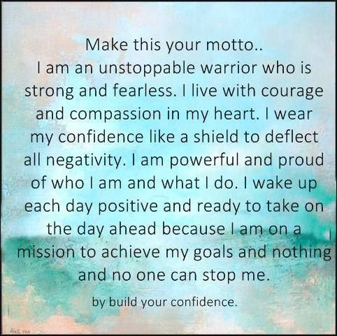 I Am A Warrior Quotes Quotesgram