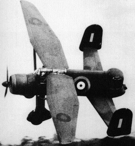 lysander p12 20 Worlds Ugliest Aircraft Designs Ever