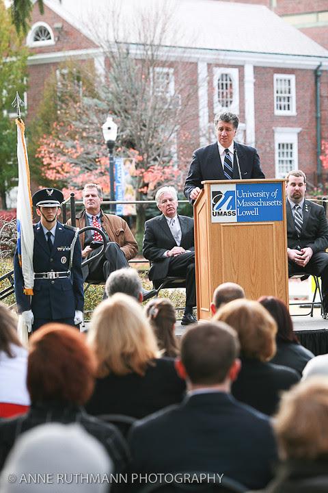 Honoring Veterans Flag Raising-09
