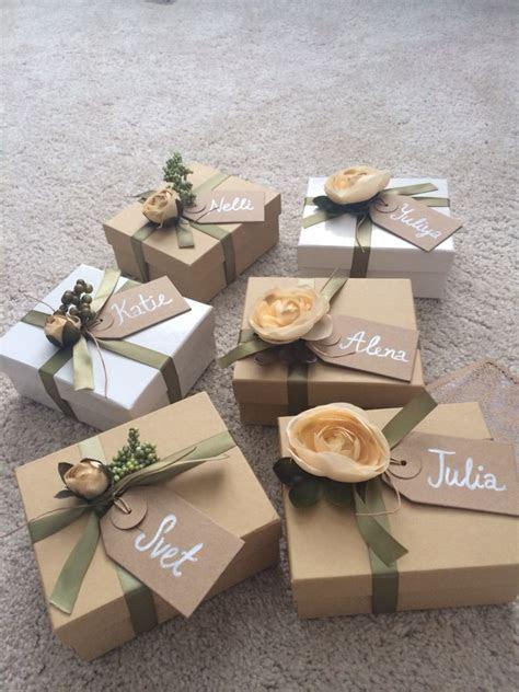 Bridesmaid Proposal Boxes   Will You Be My Bridesmaid