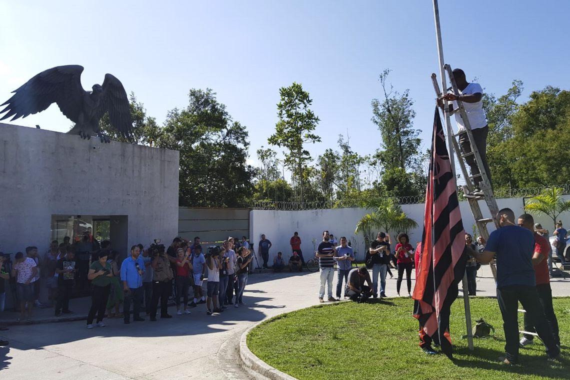 Flamengo pede mais prazo para decidir sobre indenização de vítimas