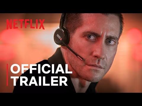 Próximo Filme Sensação da Netflix, The Guilty, com Jake Gyllenhaal, Já Tem Trailer