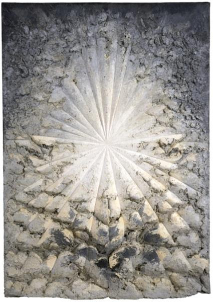 Jay DeFeo, The Rose, 1958-66; Whitney Museum of American Art, New York © 2012 The Jay DeFeo Trust / Artists Rights Society (ARS), New York