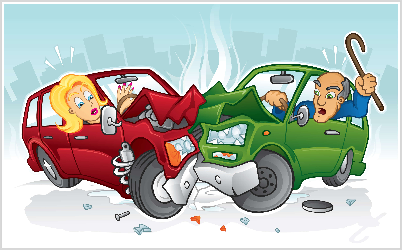 fault car accident