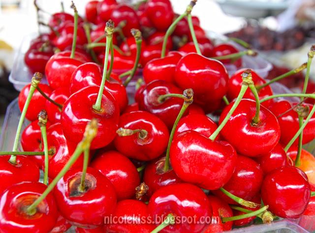 Cherries in Beijing