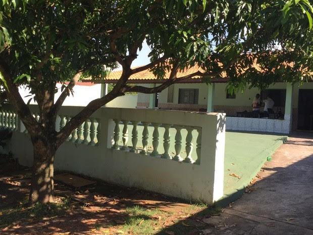 Mulher foi encontrada em cativeiro de Limeira após sequestro (Foto: Divulgação/Polícia Civil)