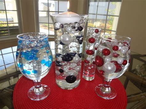 Wedding Centerpiece Ideas Water   Water Beads Design