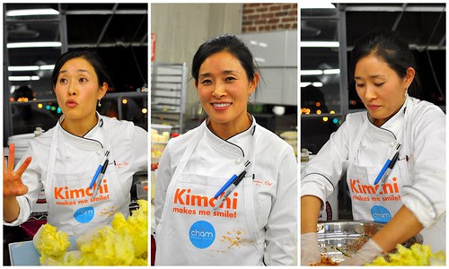 Kimchi Pickling 101 with Chef EJ Jeong of Cham Korean Bistro
