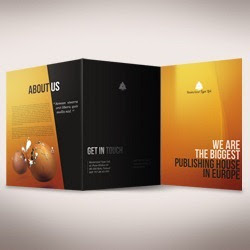Create a Tri-fold A4 brochure Photoshop Tutorial