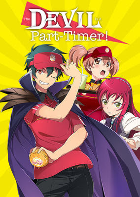 Devil Is a Part-Timer!, The - Season 1