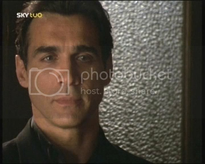 Adrian Paul as Lucas Blackmer