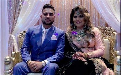 Punjabi Singer Karan Aujla Gets Married To Girlfriend Palak!