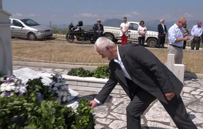 Άρτα: Τιμήθηκαν με κάθε επισημότητα και φέτος οι ιστορικές μάχες του Γριμπόβου