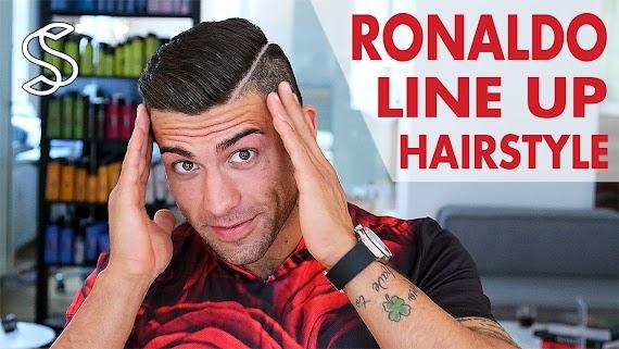Cristiano Ronaldo Bilder Frisur