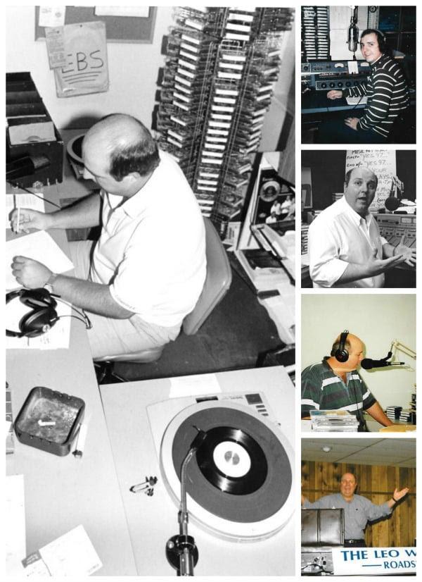 Leo-radio career