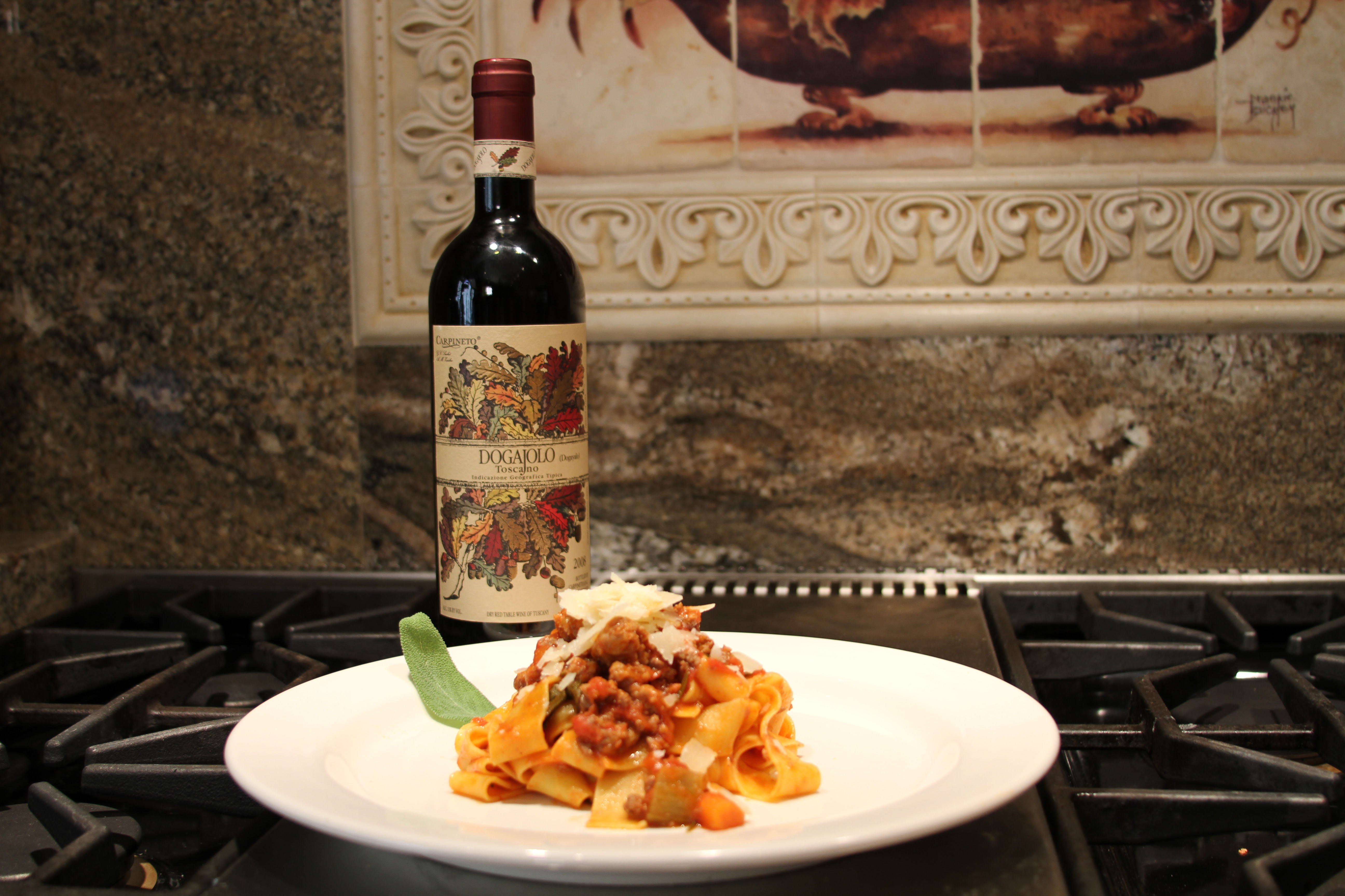 Pappardelle Bolognese Recipe 74