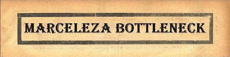 Marceleza Bottleneck