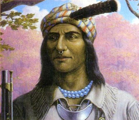 Tecumseh (Robert Lindneux)