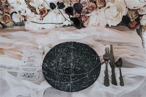 Celestial Romance Wedding Inspiration by Cornelia Lietz