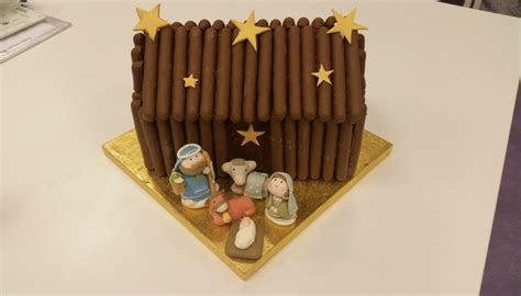 Christmas Cake Decorations Nativity   Psoriasisguru.com