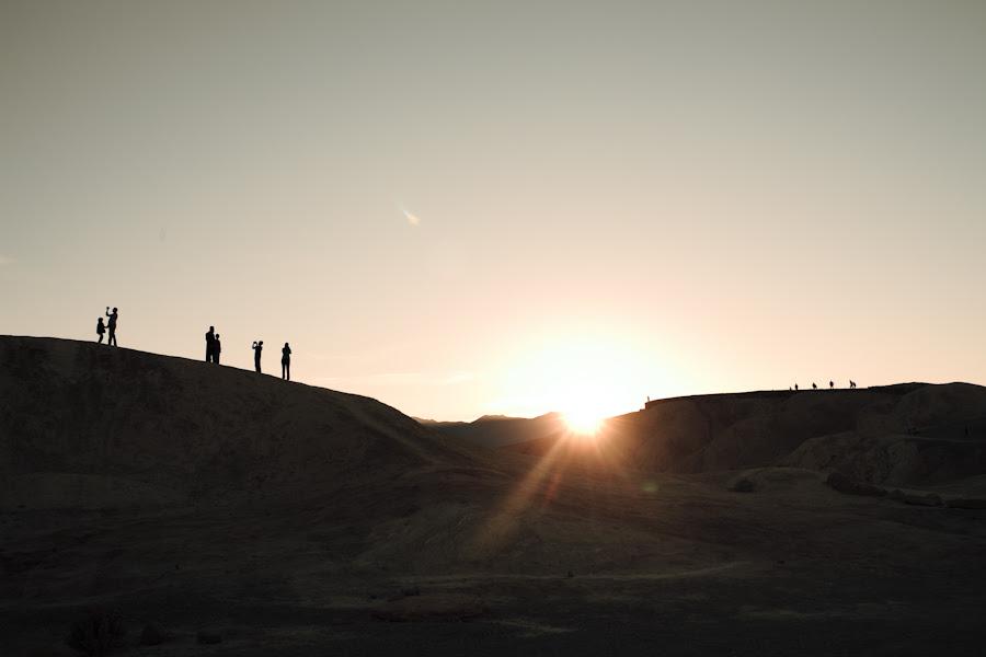Death Valley, California, Zabriskie Point