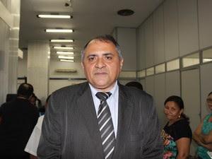 Carlos Augusto Viana, superintendente no Piauí (Foto: Ellyo Teixeira/G1)