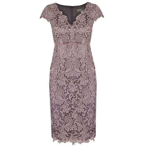 Sheath V neck Cap Sleeves Lace Empire Mother of The Bride