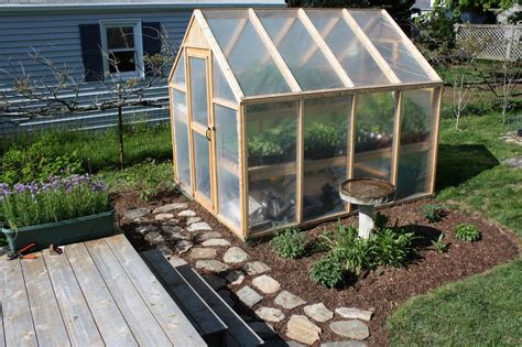 build  simple greenhouse total survival