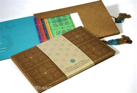 Unique Wedding Card Ideas  Myshaadi.in#India#Wedding Cards