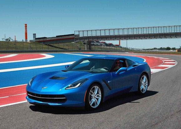 Coupe 2014 Chevrolet Corvette foto vídeos palco exterior 1920x1080 06