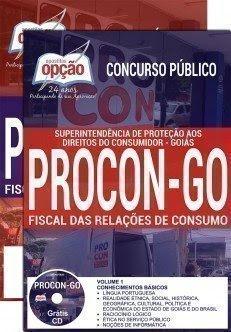 Apostila Concurso PROCON GO 2017 | FISCAL DAS RELAÇÕES DE CONSUMO
