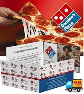 Domino 5 Dollar Pizza