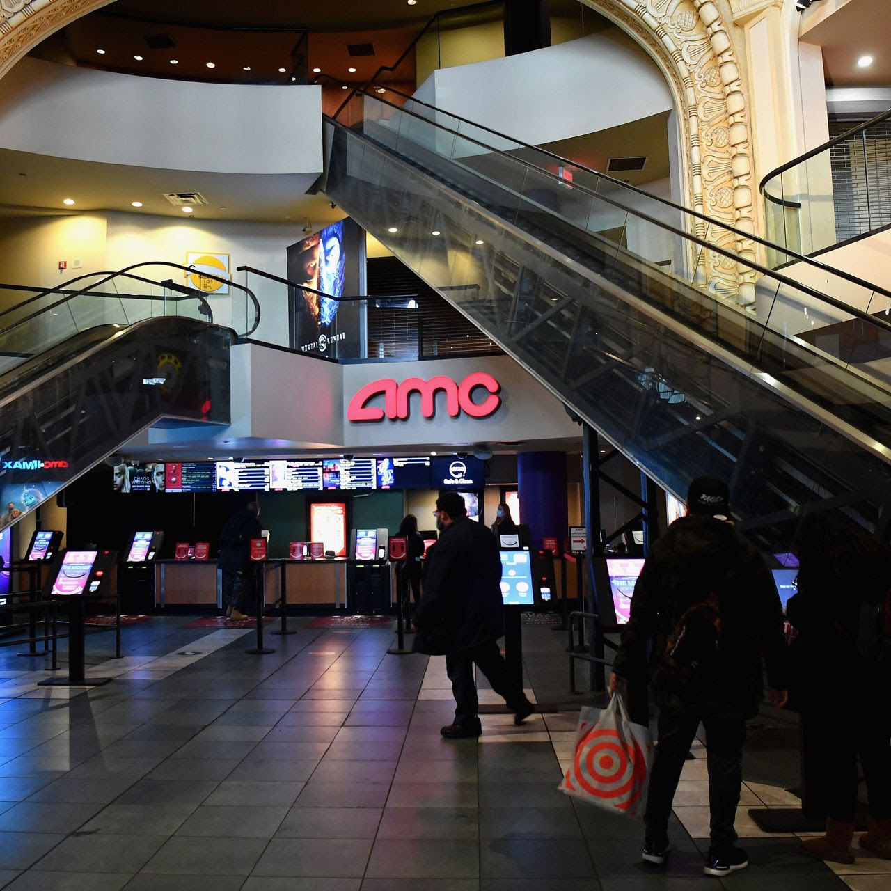 AMC Stock Is Rising After Credit-Rating Upgrade