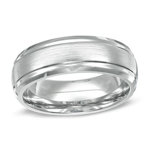 Men's 7.5mm Wedding Band in Cobalt   Size 10   View All