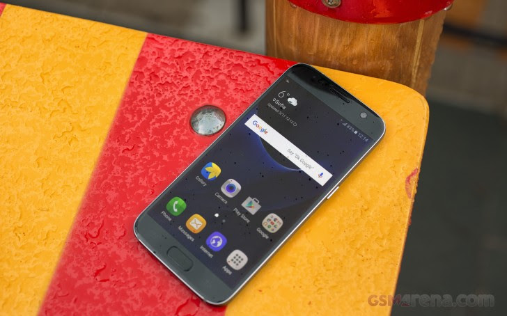 Review: Samsung Galaxy S7