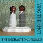 The Enchanted Cupboard Button