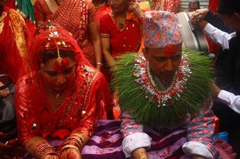 Arranged Marriages in Nepal