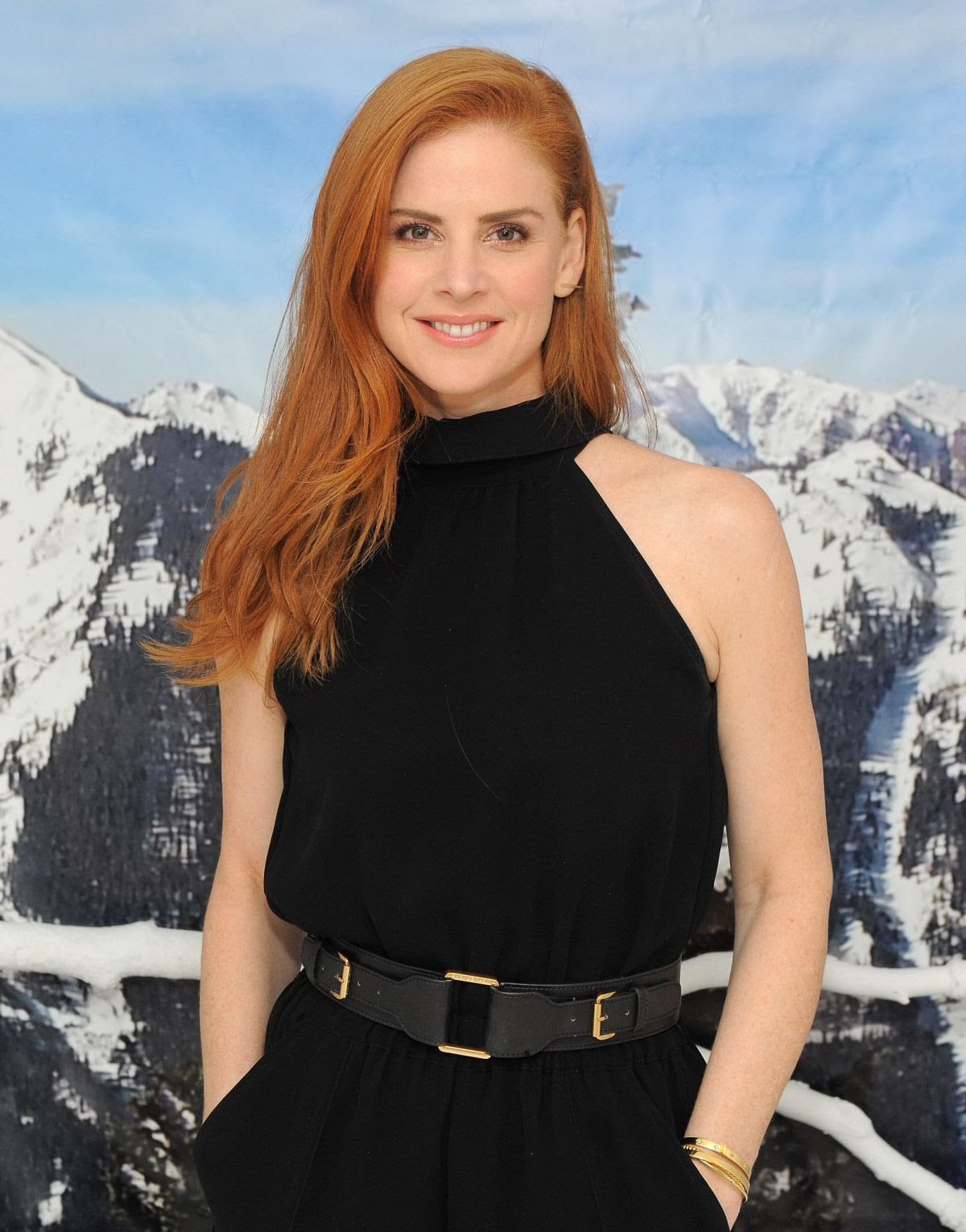 SARAH RAFFERTY at an Event Celebrating Wedding of Daisy Fuentes 02/04/2016